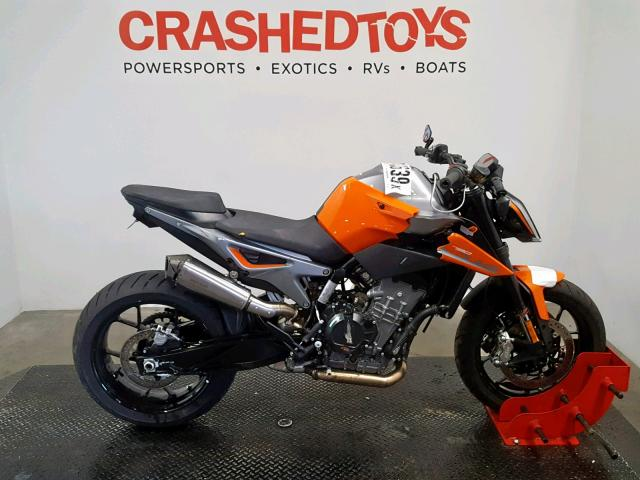 click here to view 2019 KTM 790 DUKE at IBIDSAFELY