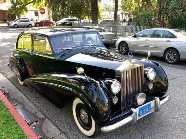 click here to view 1950 ROLLS-ROYCE SILVER WRA at IBIDSAFELY