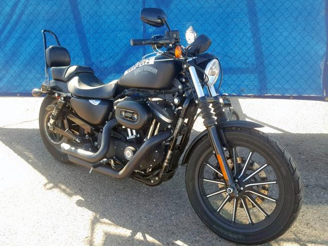 click here to view 2015 HARLEY-DAVIDSON XL883 IRON at IBIDSAFELY
