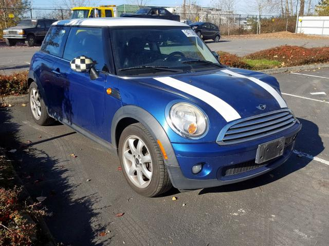 click here to view 2007 MINI COOPER at IBIDSAFELY