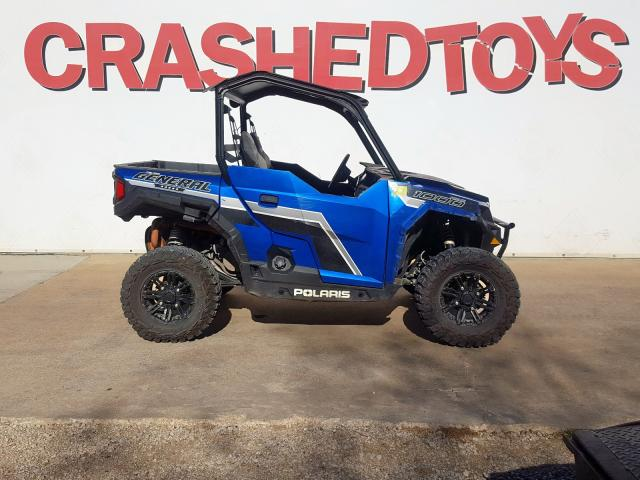 click here to view 2018 POLARIS GENERAL 10 at IBIDSAFELY