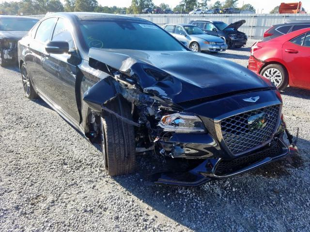 click here to view 2019 GENESIS G80 BASE at IBIDSAFELY