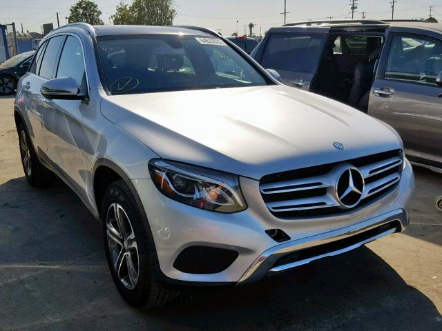 click here to view 2017 MERCEDES-BENZ GLC 300 4M at IBIDSAFELY