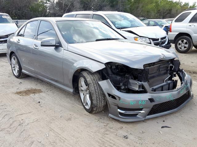 2014 Mercedes-benz C 250 1.8. Lot 54790239 Vin WDDGF4HBXEA963764
