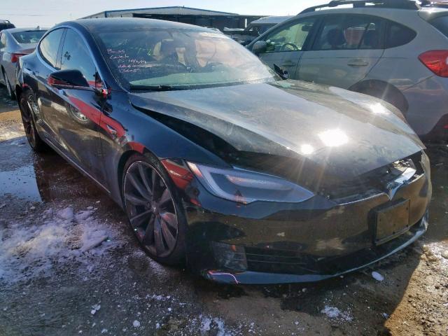 2017 Tesla Model s . Lot 53677289 Vin 5YJSA1E2XHF202069