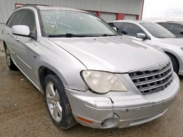 2008 Chrysler Pacifica t 4.0. Lot 53591999 Vin 2A8GM68X88R609158