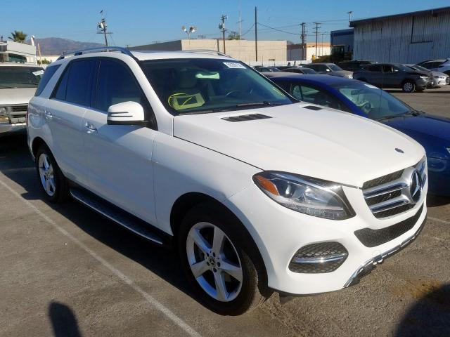click here to view 2018 MERCEDES-BENZ GLE 350 at IBIDSAFELY