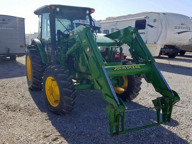 click here to view 2015 JOHN DEERE TRACTOR at IBIDSAFELY
