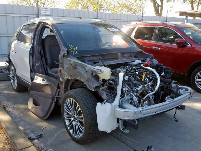 click here to view 2016 LINCOLN MKX BLACK at IBIDSAFELY