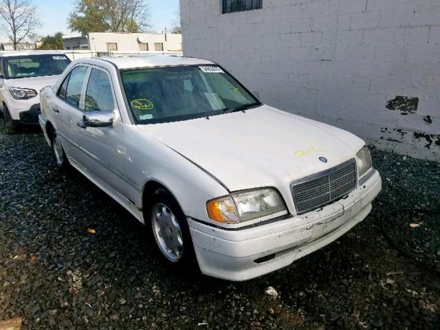 1994 Mercedes-benz C 220 2.2. Lot 54853519 Vin WDBHA22E7RF018606