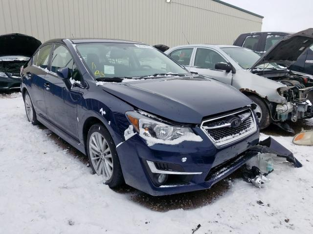 click here to view 2016 SUBARU IMPREZA PR at IBIDSAFELY