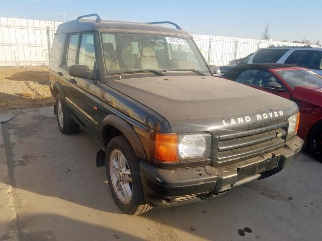 click here to view 2002 LAND ROVER DISCOVERY at IBIDSAFELY
