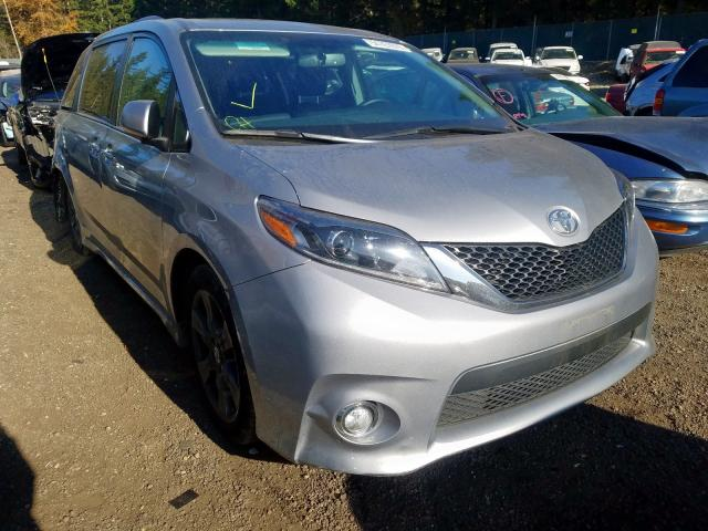 click here to view 2017 TOYOTA SIENNA SE at IBIDSAFELY