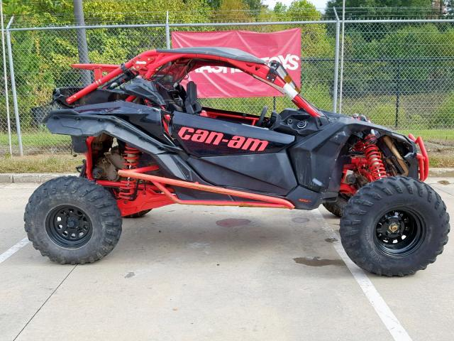 click here to view 2017 CAN-AM MAVERICK X at IBIDSAFELY