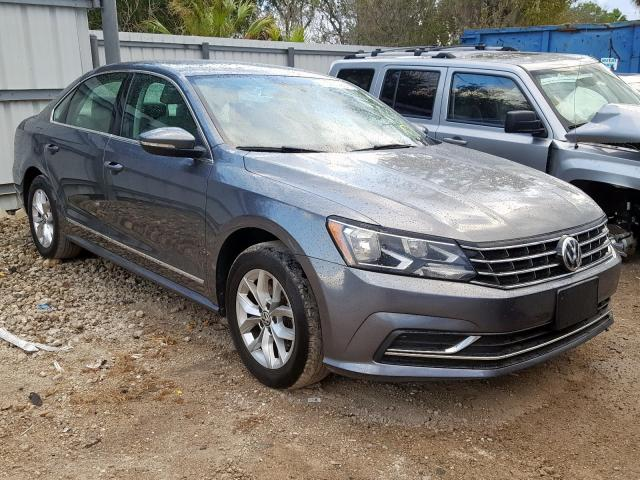 click here to view 2017 VOLKSWAGEN PASSAT S at IBIDSAFELY