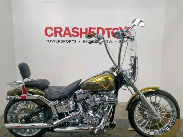 click here to view 2013 HARLEY-DAVIDSON FXSBSE CVO at IBIDSAFELY