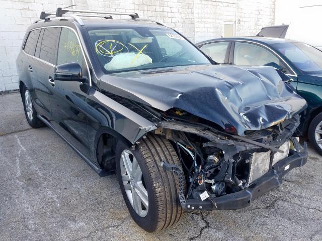 2014 Mercedes-benz Gl 450 4ma 4.6. Lot 54310639 Vin 4JGDF7CEXEA424296