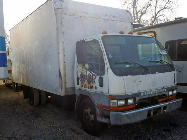 click here to view 2001 MITSUBISHI FUSO TRUCK OF FE 640 at IBIDSAFELY