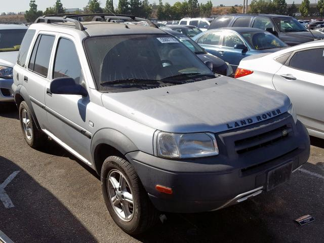 click here to view 2003 LAND ROVER FREELANDER at IBIDSAFELY