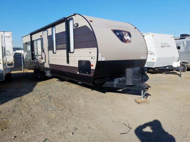 click here to view 2017 WILDWOOD CHEROKEE at IBIDSAFELY