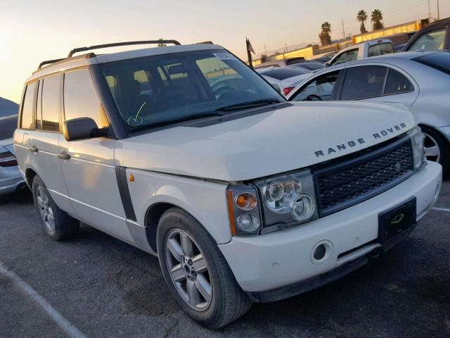 click here to view 2003 LAND ROVER RANGE ROVE at IBIDSAFELY