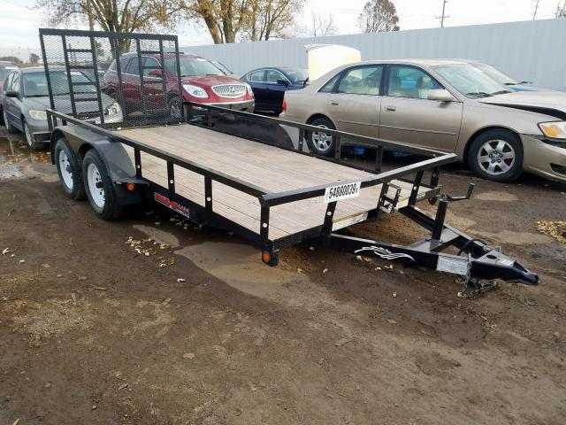 click here to view 2015 TRAIL KING FLATBED at IBIDSAFELY