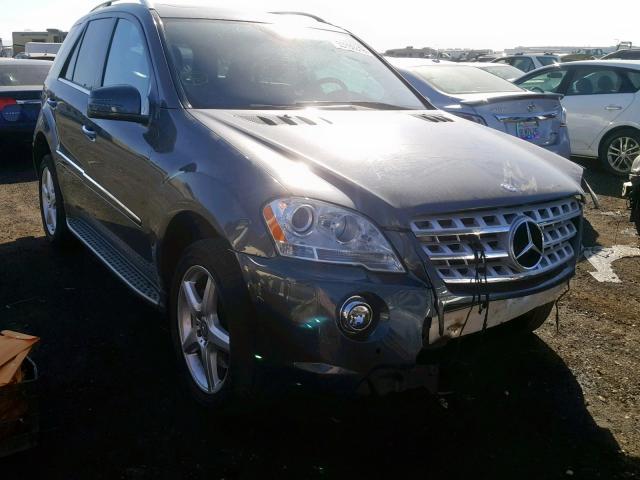 2011 Mercedes-benz Ml 550 4ma 5.5. Lot 55330819 Vin 4JGBB7CB6BA740282