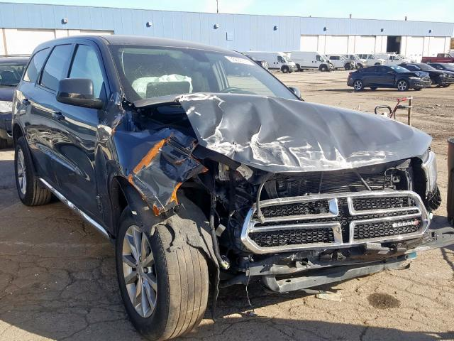 click here to view 2018 DODGE DURANGO SX at IBIDSAFELY