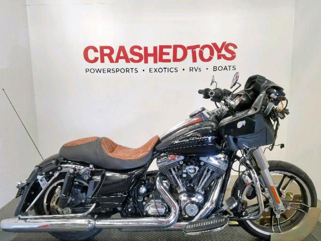 click here to view 2013 HARLEY-DAVIDSON FLTRX ROAD at IBIDSAFELY