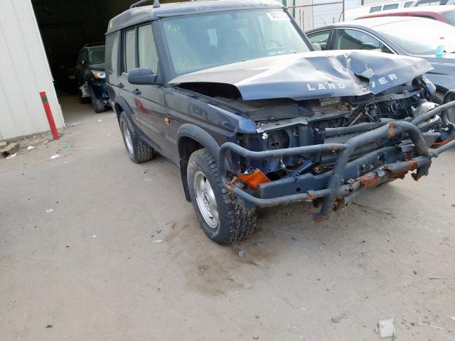 click here to view 1999 LAND ROVER DISCOVERY at IBIDSAFELY