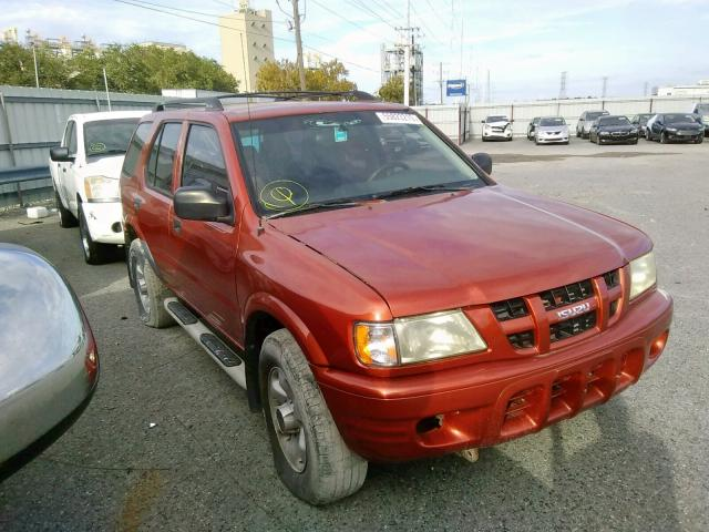 click here to view 1999 ISUZU RODEO S at IBIDSAFELY