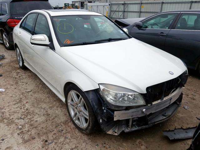 2008 Mercedes-benz C 350 3.5. Lot 55129949 Vin WDDGF56X88R040127