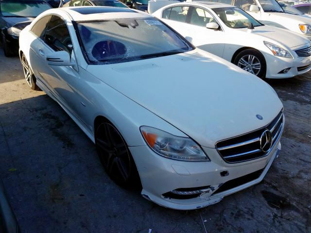 2011 Mercedes-benz Cl 550 4ma 4.6. Lot 55507079 Vin WDDEJ9EB5BA026680