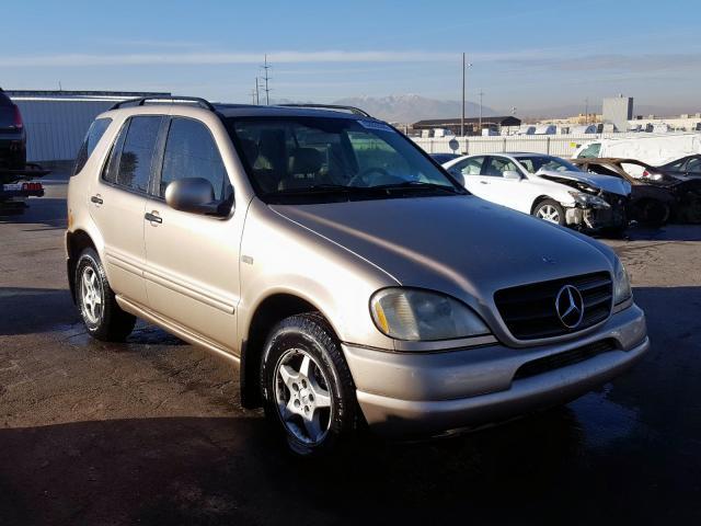 2001 Mercedes-benz Ml 320 3.2. Lot 55928589 Vin 4JGAB54E91A266545