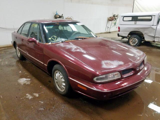click here to view 1998 OLDSMOBILE 88 BASE at IBIDSAFELY