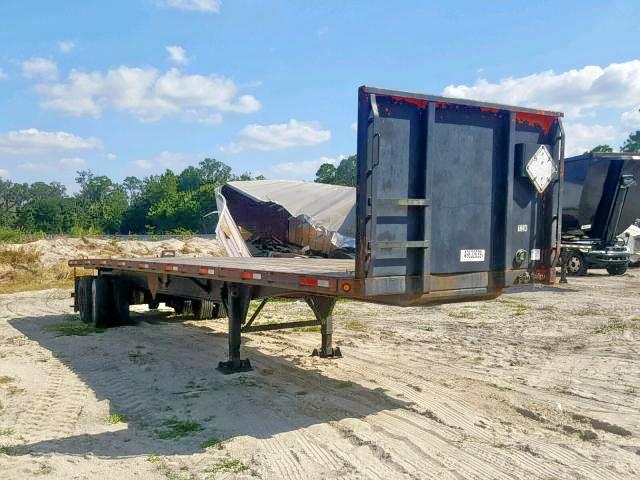 click here to view 2001 WABASH FLAT BED at IBIDSAFELY