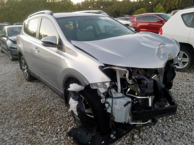 2016 Toyota Rav4 xle 2.5. Lot 56100279 Vin 2T3WFREV4GW290928