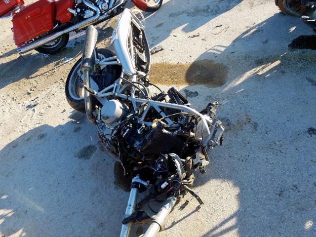 2005 Ducati St3 . Lot 55000239 Vin ZDM1TBBS75B004245