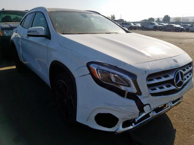 2019 Mercedes-benz Gla 250 2.0. Lot 56374079 Vin WDCTG4EB0KJ550218