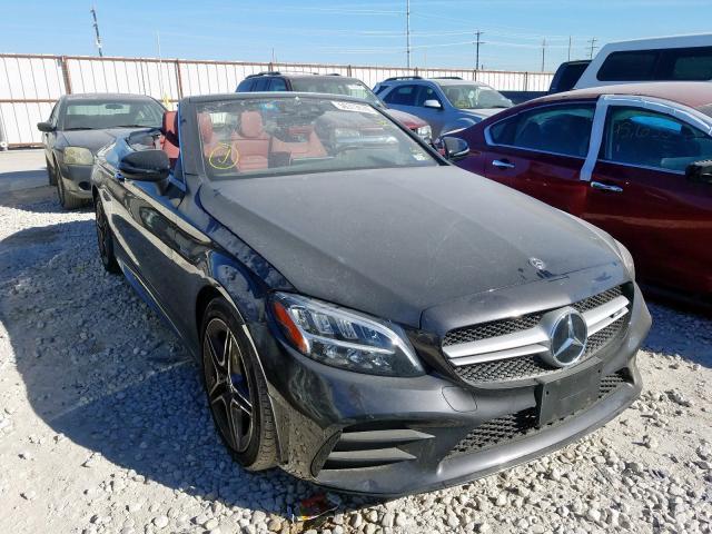2019 Mercedes-benz C 43 amg 3.0. Lot 56313579 Vin WDDWK6EB8KF807714