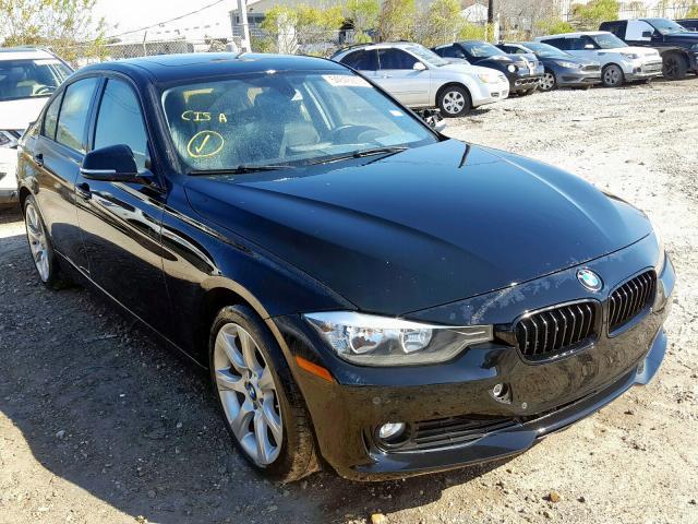 2015 BMW 320 i 2.0. Lot 54645919 Vin WBA3B1G59FNT07559
