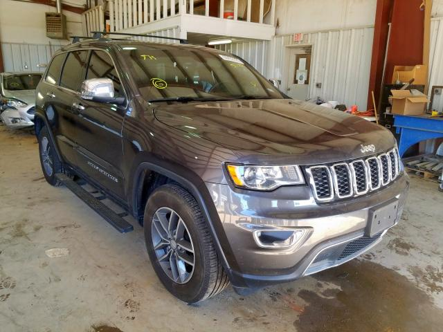 2018 Jeep Grand cher 3.6. Lot 56433329 Vin 1C4RJEBGXJC153710