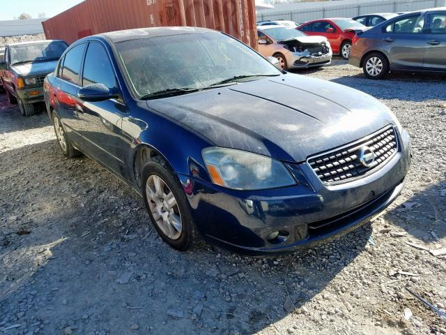 2005 Nissan Altima s 2.5. Lot 56840059 Vin 1N4AL11D35N904721