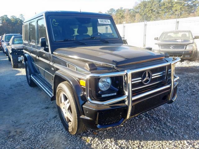 2005 Mercedes-benz G 500 5.0. Lot 56824819 Vin WDCYR49E15X157091