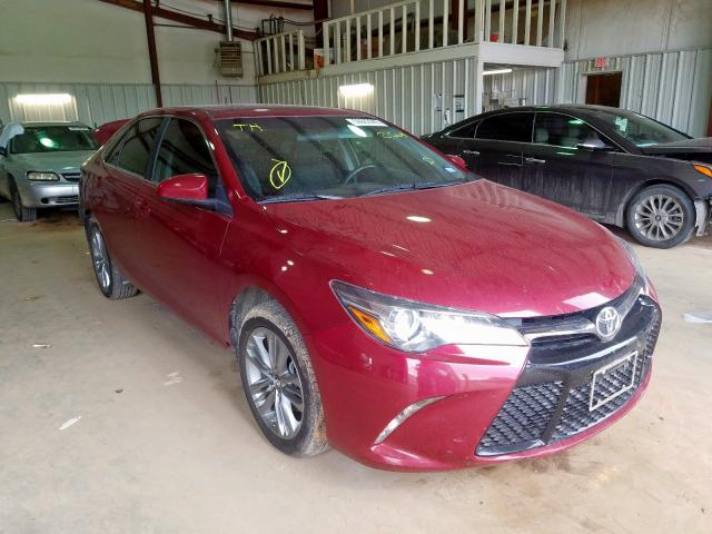 2017 Toyota Camry le 2.5. Lot 56662649 Vin 4T1BF1FK3HU732564