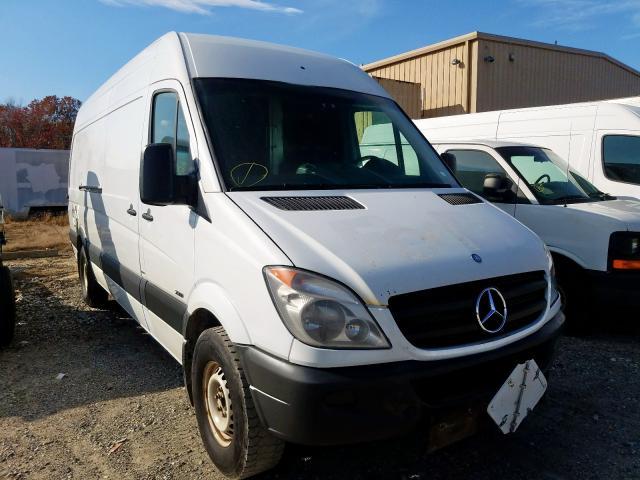 2012 Mercedes-benz Sprinter 2 3.0. Lot 57219909 Vin WD3PE8CB1C5681444