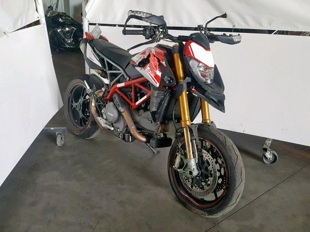 2019 Ducati Hypermotar . Lot 56744089 Vin ZDMBAJDT9KB001126