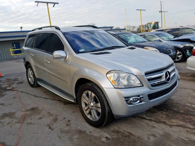 2008 Mercedes-benz Gl 450 4ma 4.6. Lot 57392979 Vin 4JGBF71E38A413736
