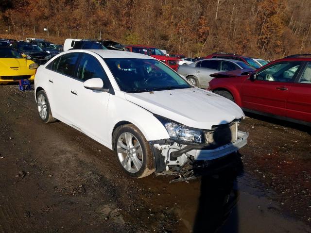 2016 Chevrolet Cruze limi 1.4. Lot 57556189 Vin 1G1PG5SB5G7200355