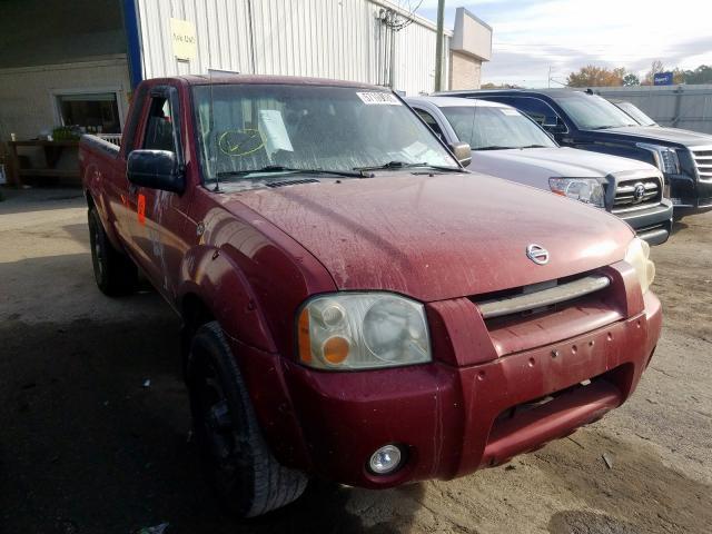 2004 Nissan Frontier k 3.3. Lot 57169689 Vin 1N6ED26T34C437242